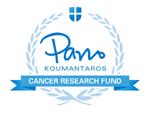 Pano Koumantaros Cancer Research Fund Logo