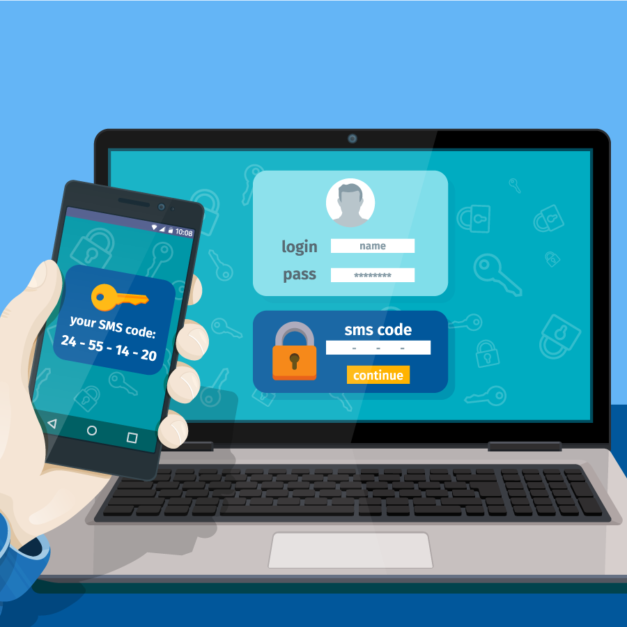 Multi-factor Authentication Cybersecurity